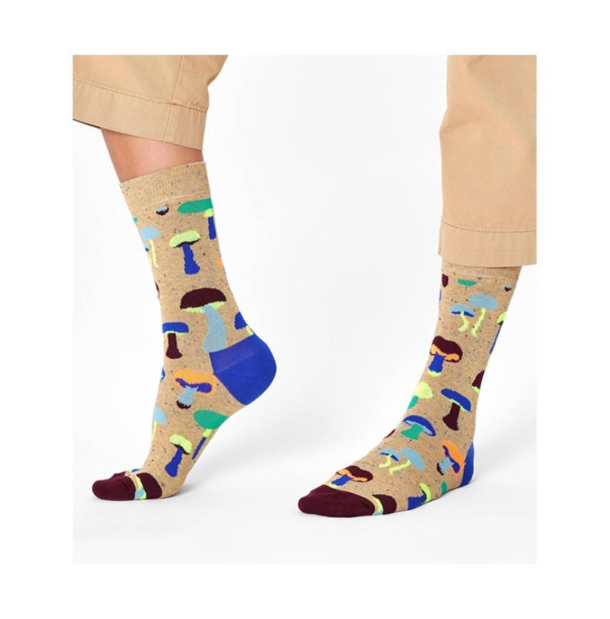 Mushroom Sock 86%ΒΑΜΒΑΚΙ 12%ΠΟ
