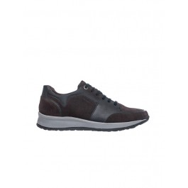 MENS LEATHER CASUAL SPORT SHOE