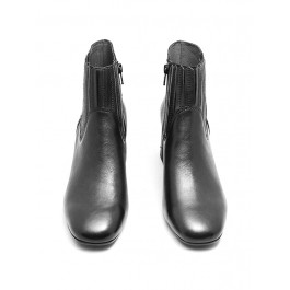 ANKLE BOOTS WOMEN LEATHER STON
