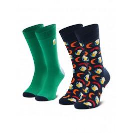 2-Pack Beer Socks Gift Set