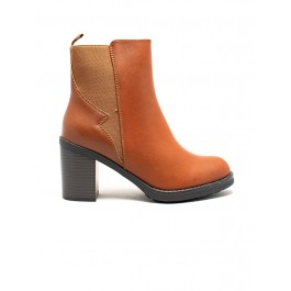 ANKLE BOOT PU IDEAL