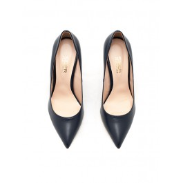 LEATHER WOMEN SHOES SIDER COLL