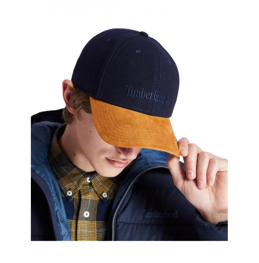 Baseball Cap Peacoat