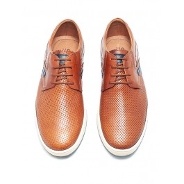 LEATHER MAN LACES SIDER COLLEC
