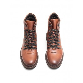 LEATHER BOOT MAN  VICE