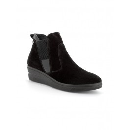 LEATHER SCAMOSIO WOMEN SHOES I