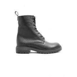 MID BOOTS WOMEN LEATHER SIDER
