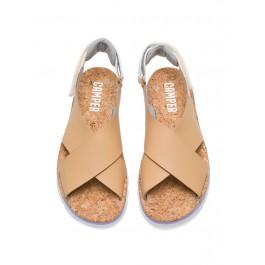Oruga Sandal  - WOMAN SHOE CAM