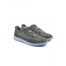 KENNET SNEAKER TAUPE SYEDE/MES