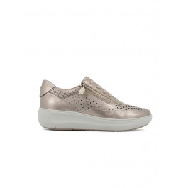 SNEAKER WOMAN LEATHER STONEFLY