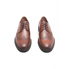 LEATHER OXFORD MENS SHOES VICE