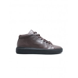 LEATHER LACE UP BOOTS MENS VIC