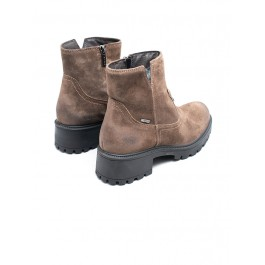 LEATHER WOMEN SCAMOSCIO TAUPE